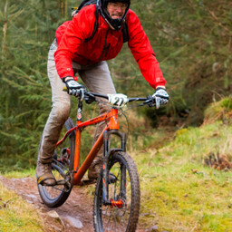 Photo of Jonathan ADAMS at Ae Forest