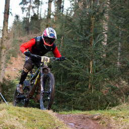 Photo of Alex MCCABE at Ae Forest