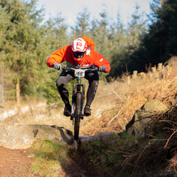 Photo of Ewan ANDERSON (vet) at Ae Forest