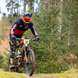 Photo of Paul HOLMES at Ae Forest