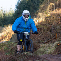 Photo of Andrew SMITH (sen) at Ae Forest