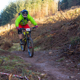 Photo of Dean THOMSON at Ae Forest