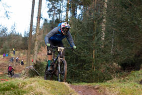 Photo of Andrew TWEDDLE at Ae Forest