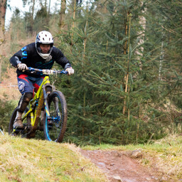 Photo of Sean MITCHELL at Ae Forest