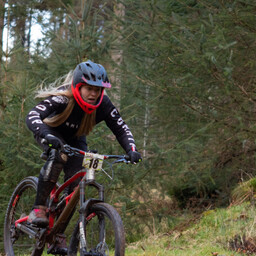 Photo of Sophie CADE at Ae Forest