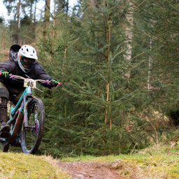 Photo of Robbie DODDS at Ae Forest
