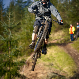 Photo of Jon BLOOMER at Ae Forest