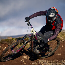Photo of Nicholas RICHARDS at Ae Forest