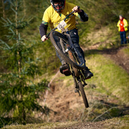 Photo of Darren WILKIN at Ae Forest