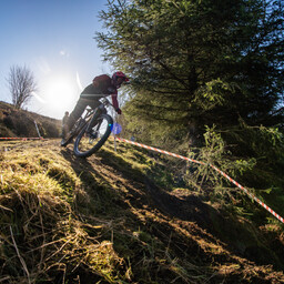 Photo of Scott MCLEOD at Ae Forest