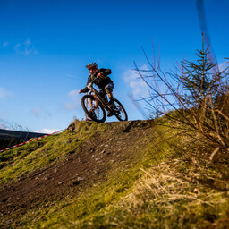Photo of Zac HUBERY at Ae Forest