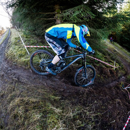 Photo of Jake BROOKES at Ae Forest