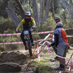 Photo of Dean LUCAS at Mt Baw Baw, VIC