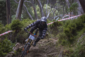 Photo of Ethan CORNEY at Mt Baw Baw
