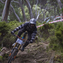 Photo of Ethan CORNEY at Mt Baw Baw, VIC