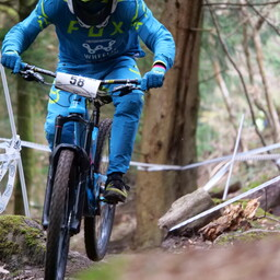 Photo of Michael MAIDEN at Forest of Dean