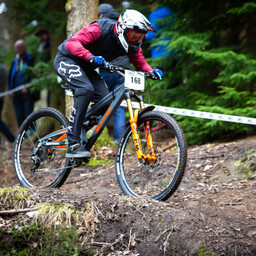 Photo of Pete CRUMP at Forest of Dean