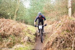 Photo of Rider 444 at Cannock