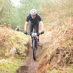 Photo of Rider 574 at Cannock Chase