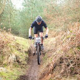Photo of Rider 589 at Cannock Chase