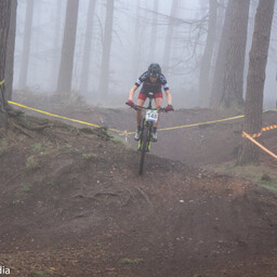 Photo of Rider 148 at Cannock Chase