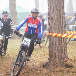 Photo of Rider 242 219 at Cannock Chase