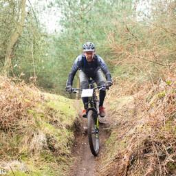Photo of Rider 494 at Cannock Chase