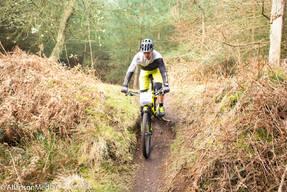 Photo of Rider 528 at Cannock
