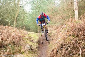 Photo of Rider 822 at Cannock