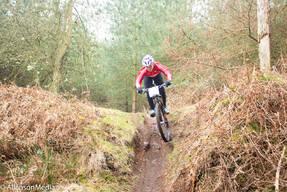 Photo of Rider 489 at Cannock