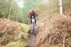 Photo of Rider 509 at Cannock