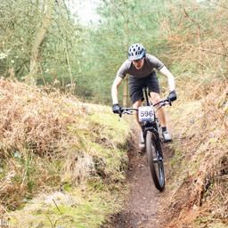 Photo of Rider 596 at Cannock Chase