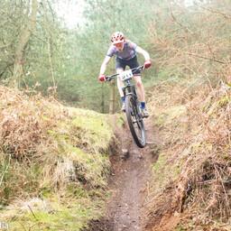 Photo of Rider 511 at Cannock Chase