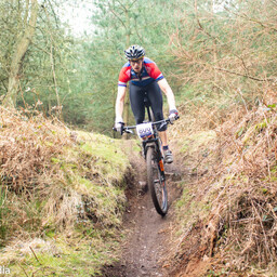 Photo of Rider 806 at Cannock Chase