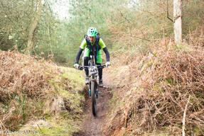 Photo of Rider 445 at Cannock