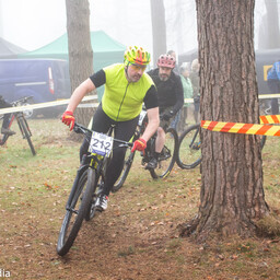 Photo of Rider 212 at Cannock Chase