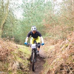 Photo of Rider 446 at Cannock Chase