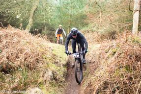 Photo of Rider 534 at Cannock