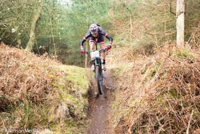 Photo of Rider 541 at Cannock