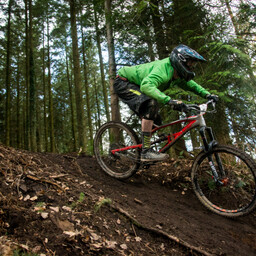 Photo of Tom CHESTER-MASTER at Forest of Dean