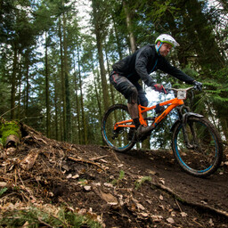 Photo of Mark PARRY at Forest of Dean
