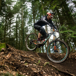 Photo of Jamie MCLAREN at Forest of Dean