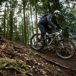 Photo of Joe MANN at Forest of Dean