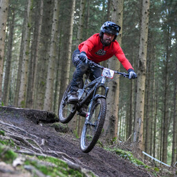 Photo of Brett GRINDLE at Forest of Dean