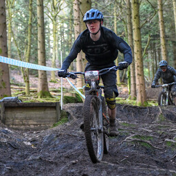 Photo of Fred HAWKER at Forest of Dean