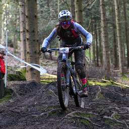 Photo of Izzy BROOME at Forest of Dean