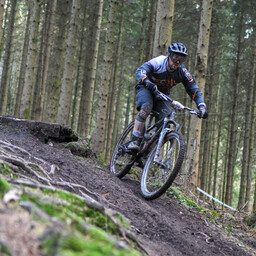 Photo of Kevin COOK (exp) at Forest of Dean