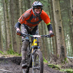 Photo of Andrew BOWMAN-SHAW at Forest of Dean