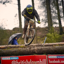 Photo of Kris GEMMELL at Ae Forest