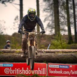 Photo of Paul MARSHALL (sen1) at Ae Forest